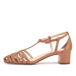 ESTELLA STRAPPY Mid-Heel Sandals