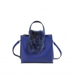 LUCIA FLUFFY Small Satchel
