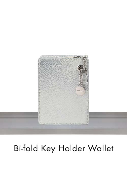 Bi-fold Key Holder Wallet
