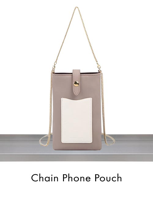 Chain Phone Pouch