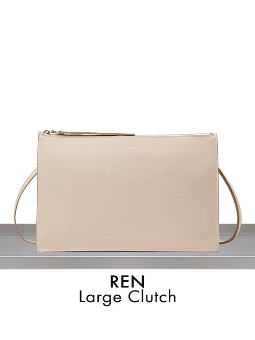 REN Large Clutch
