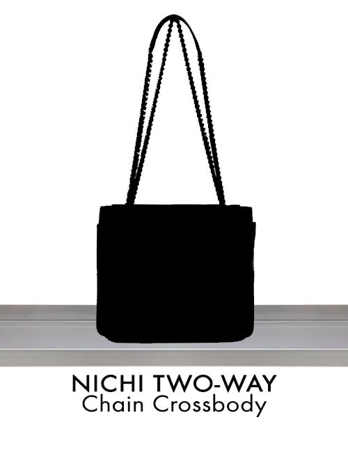 NICHI TWO-WAY Crossbody