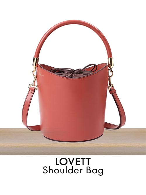 LOVETT Shoulder Bag