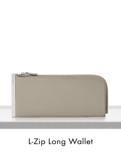L-Zip Long Wallet