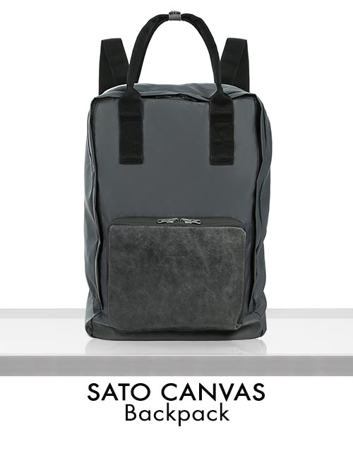 SATO CANVAS Backpack