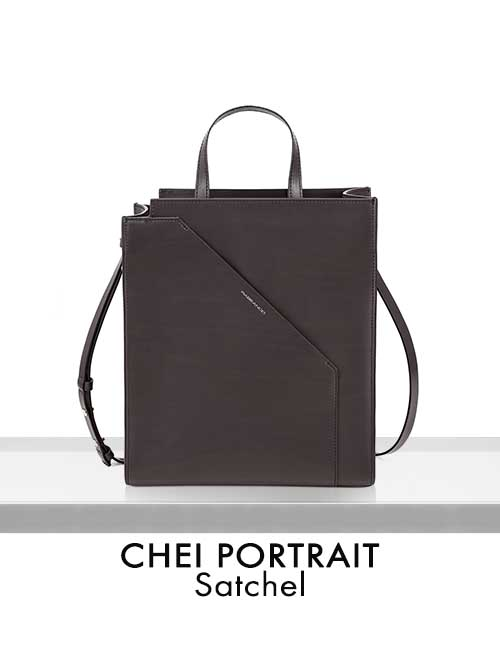 CHEI PORTRAIT Satchel