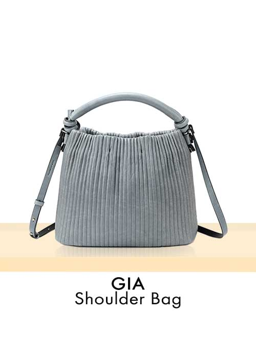 GIA Shoulder Bag