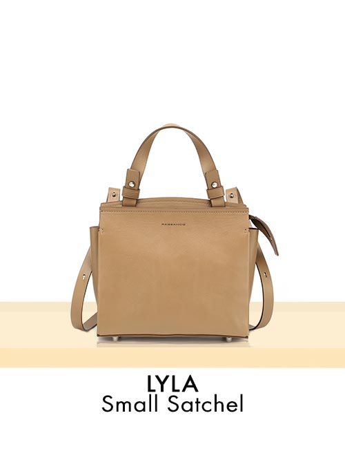 LYLA Small Satchel
