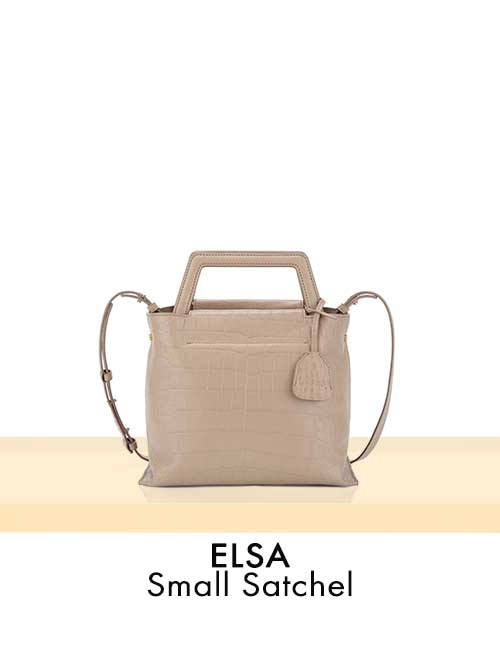 ELSA Small Satchel