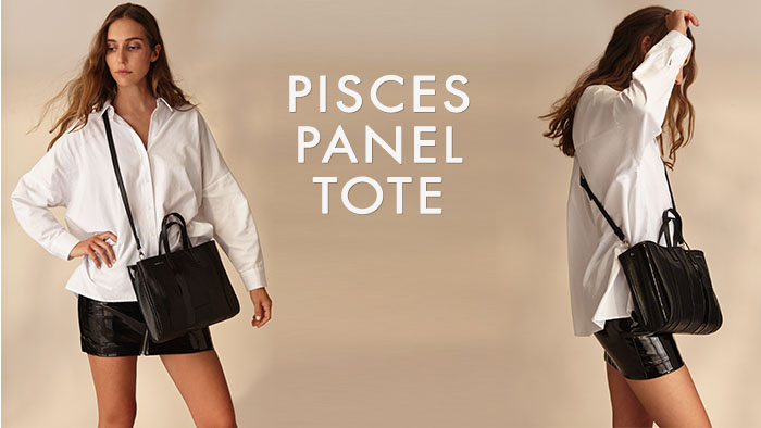 PISCES PANEL Tote