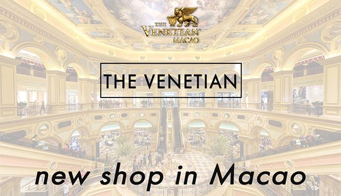 RABEANCO in Shoppes at Venetian